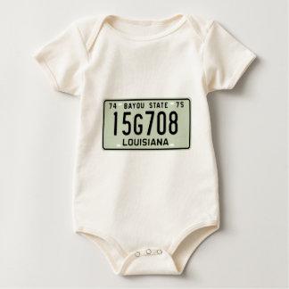 LA74-75 BABY BODYSUIT