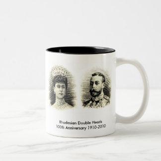 La 100a taza del aniversario
