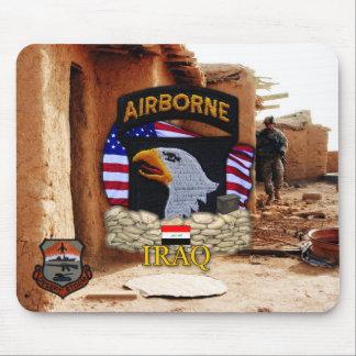 la 101a guerra del Golfo de la división aerotransp Tapetes De Ratón