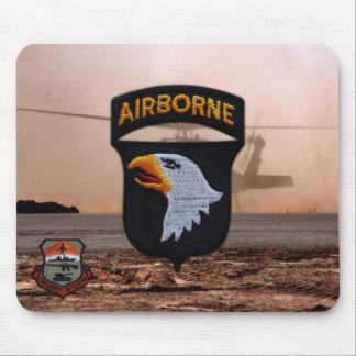 la 101a guerra del Golfo de la división aerotransp Tapete De Raton