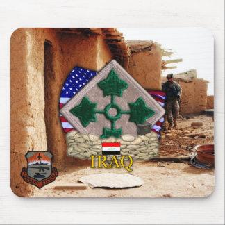 la 4ta guerra del Golfo de la división de infanter Tapete De Ratones