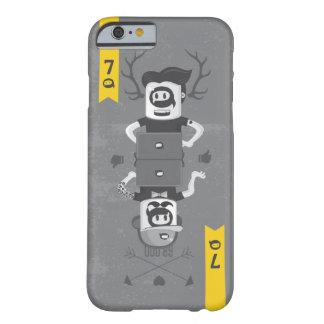 La 7ma cámara - Card2 Funda De iPhone 6 Barely There