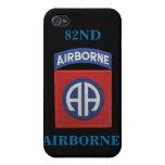la 82.a división aerotransportada remienda los reg iPhone 4 protector