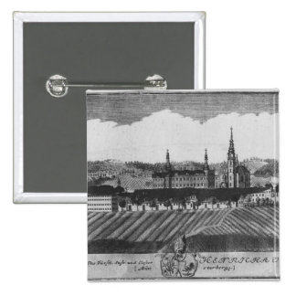 La abadía de Henrykow Pin Cuadrado