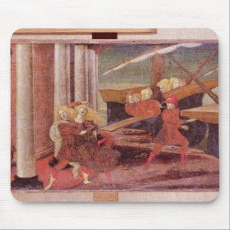 La abducción de Helen, c.1470 Alfombrillas De Ratones