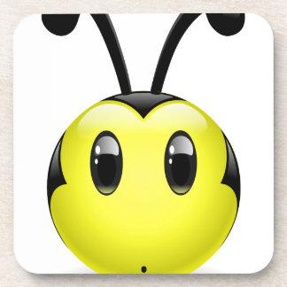 La abeja de Dudu no tiene ninguna idea Posavasos De Bebidas