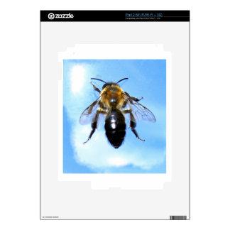 La abeja de la miel, los regalos de la fauna de la calcomanías para el iPad 2