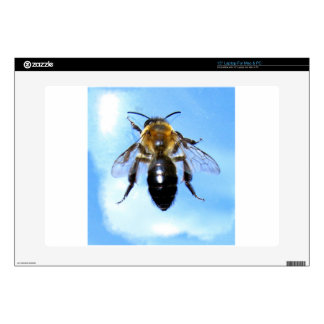 La abeja de la miel, los regalos de la fauna de la skins para portátil