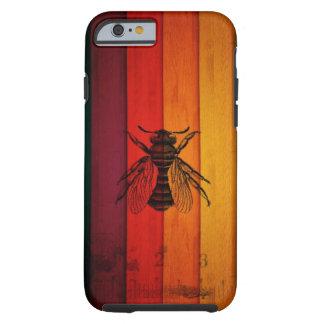 La abeja funda de iPhone 6 tough