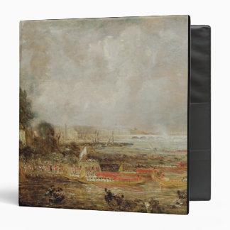 """La abertura del puente de Waterloo, c.1829-31 Carpeta 1 1/2"""""""