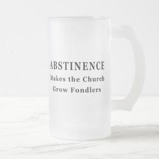 La abstinencia hace Fondlers Taza De Café