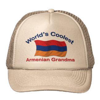 La abuela armenia más fresca gorras