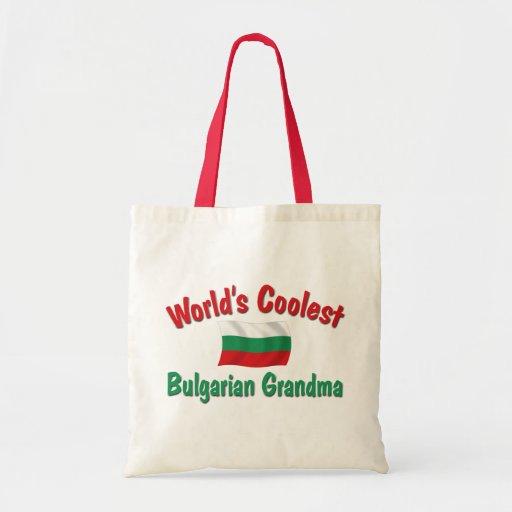 La abuela búlgara más fresca bolsa