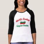 La abuela búlgara más fresca camisetas