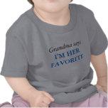 La abuela dice - la camiseta preferida