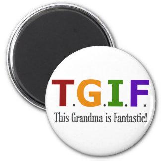 La abuela es fantástica iman