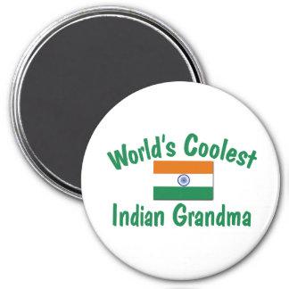 La abuela india más fresca iman