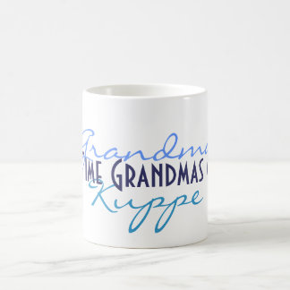 La abuela, Kuppe, las 1ras abuelas del tiempo Taza Mágica