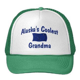 La abuela más fresca de Alaska Gorra