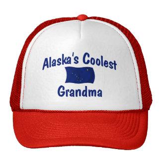 La abuela más fresca de Alaska Gorro De Camionero