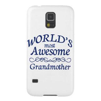 La abuela más impresionante del mundo carcasas de galaxy s5