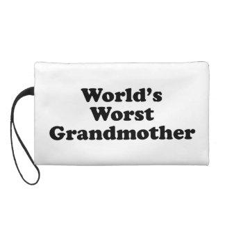 La abuela peor del mundo