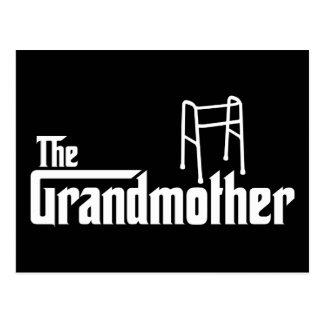 La abuela postal