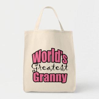 La abuelita más grande de los mundos