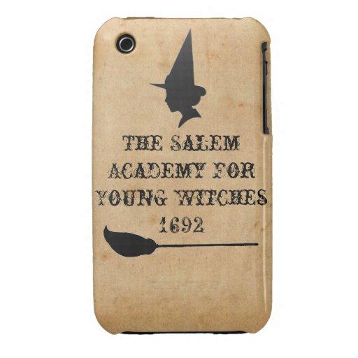 La academia de Salem para las brujas jovenes Funda Bareyly There Para iPhone 3 De Case-Mate