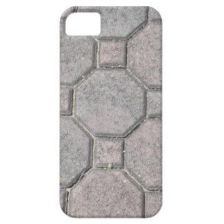 La acera del cemento teja la caja del iPhone 5 Funda Para iPhone SE/5/5s