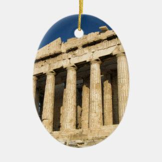 La acrópolis ornamentos de reyes