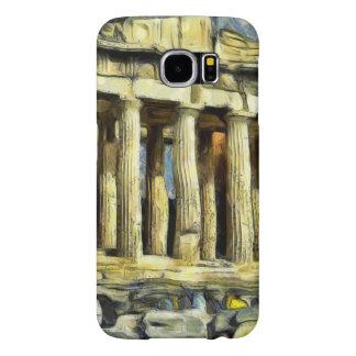 La acrópolis en Atenas Fundas Samsung Galaxy S6