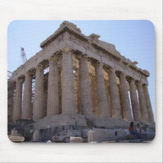 La acrópolis en Atenas, Grecia Alfombrillas De Raton