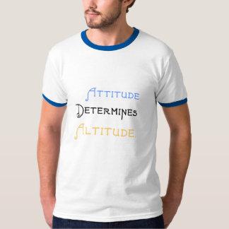La actitud determina altitud poleras