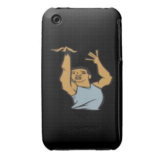 La actitud Case-Mate iPhone 3 cárcasas