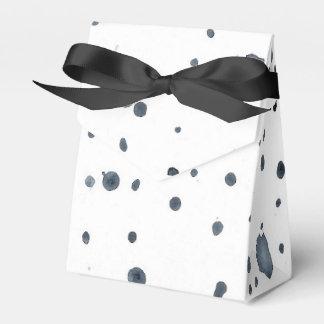 la acuarela colorida circunda las cajas de regalo caja para regalo de boda