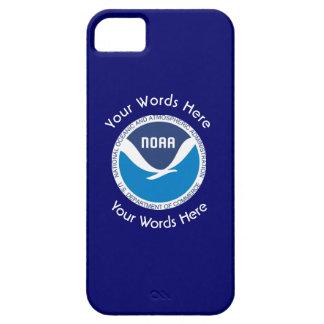 La administración oceánica y atmosférica nacional iPhone 5 fundas