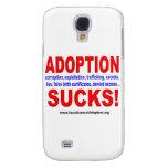 ¡La adopción chupa!