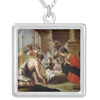 La adoración de los pastores, c.1638 joyería