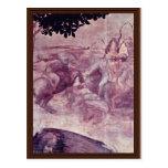 La adoración de los tres reyes Detail By Leonard Postal