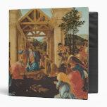 """La adoración de unos de los reyes magos, c.1478-82 carpeta 1 1/2"""""""