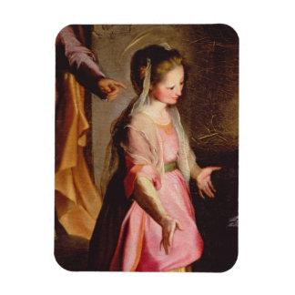 La adoración del niño, 1597 imanes
