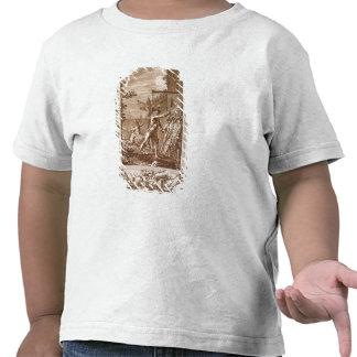 La adquisición de Córcega en 1768 Camiseta
