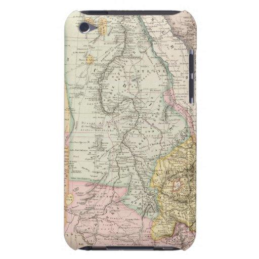 La África del Este iPod Case-Mate Funda