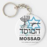 La agencia israelí de Mossad Llaveros Personalizados