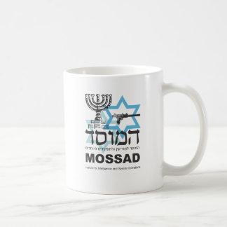 La agencia israelí de Mossad Taza