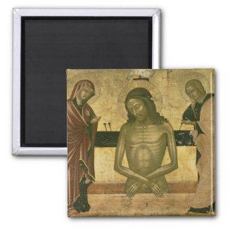 La agonía de Cristo Imán Cuadrado