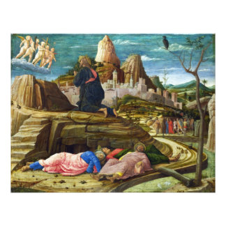 La agonía en el jardín de Andrea Mantegna Impresiones Fotograficas