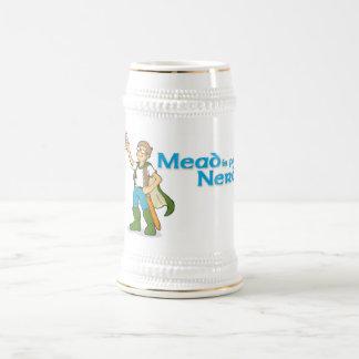La aguamiel está para los empollones jarra de cerveza