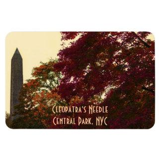 La aguja de Cleopatra, Central Park NYC Imán